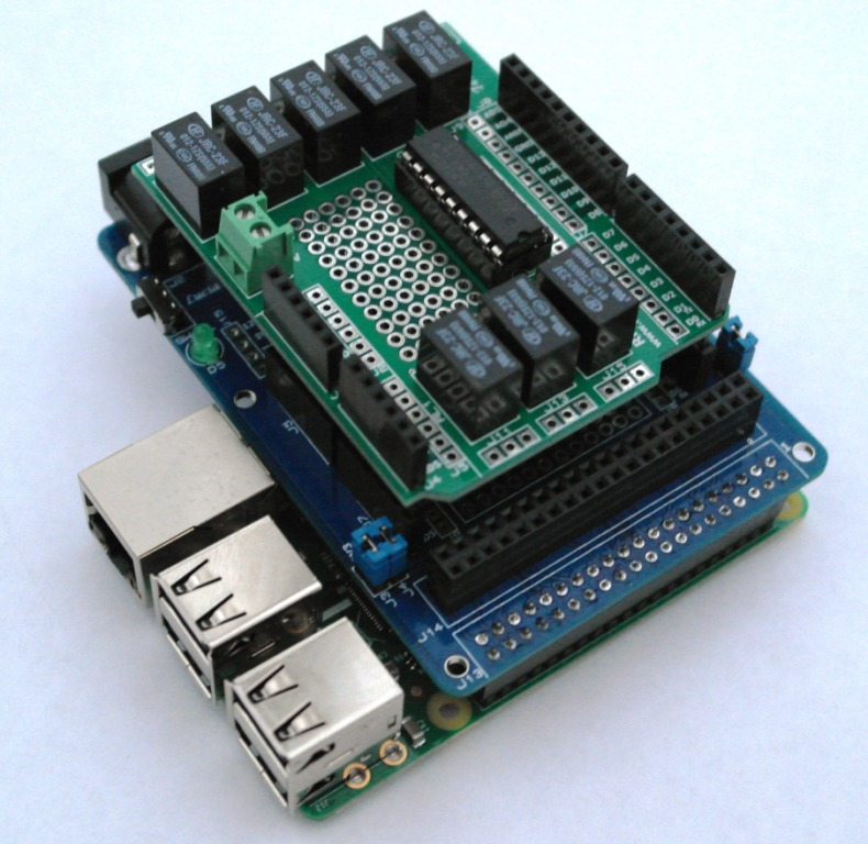 raspberry pi gpio projects